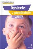 Dyslexie v předškolním věku? - obálka