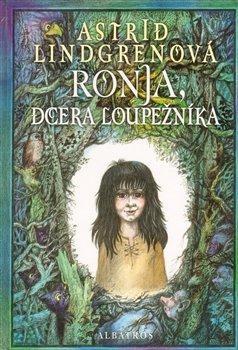 Obálka titulu Ronja, dcera loupežníka
