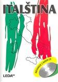 Italština + 2 CD - obálka