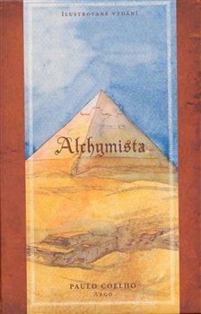 Obálka titulu Alchymista - ilustrované vydání
