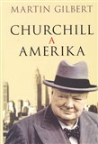 Churchill a Amerika - obálka