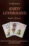 Karty Lenormand (Kniha + 36 karet) - obálka