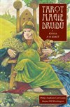 Obálka knihy Tarot Magie druidů
