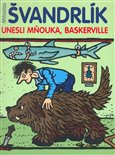 Unesli Mňouka, Baskerville! - obálka