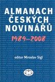 Almanach českých novinářů 1989-2008 - obálka