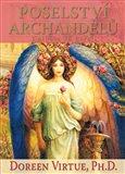 Poselství archandělů (Kniha a 45 karet) - obálka