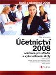Účetnictví 2008 - obálka