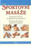 Sportovní masáže (Příručka pro absolventy rekvalifikačních masérských kurzů) - obálka