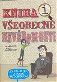 Kniha všeobecné nevědomosti - obálka