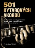 501 kytarových akordů - obálka
