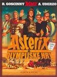 Asterix a Olympijské hry - Album k filmu - obálka