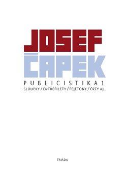 Obálka titulu Publicistika 1