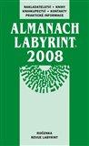 Almanach Labyrint 2008 - obálka
