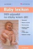 Obálka knihy Baby lexikon