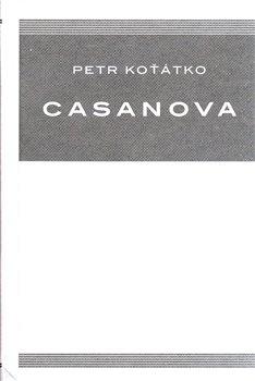 Obálka titulu Casanova