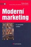 Moderní marketing, čtvrté evropské vydání - obálka