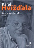 Restaurování slov (Eseje 2005-2007) - obálka