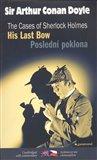 Poslední poklona a jiné příběhy /The Cases of Sherlock Holmes - obálka