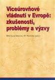 Víceúrovňové vládnutí v Evropě: zkušenosti, problémy a výzvy - obálka