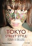 Tokyo Street Style - obálka
