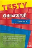 Testy - Odmaturuj z literatury - obálka