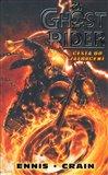 Ghost Rider - Cesta do zatracení - obálka