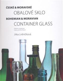 Obálka titulu České a moravské obalové sklo