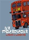 Obálka knihy Láska v Londýně