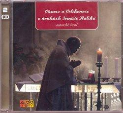 Obálka titulu Vánoce a Velikonoce v úvahách Tomáše Halíka
