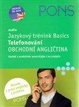 audio + Jazykový trénink Basics - Telefonování (Obchodní angličtina) - obálka