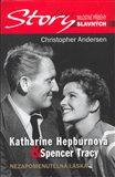 Katharine Hepburnová & Spencer Tracy (love story) - obálka
