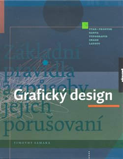 Obálka titulu Grafický design