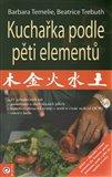 Kuchařka podle pěti elementů (+ Plakat rozdělení potravin /30 x 60 cm/) - obálka