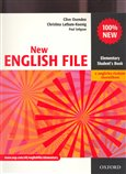 New English File Elementary Student&#180;s Book s anglicko-esk&#253;m slovn&#237;kem - oblka
