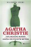 Vražda krejčovským metrem/Tape-Measure Murder - obálka