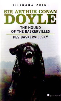 Obálka titulu Pes baskervillský/The Hound of the Baskervilles