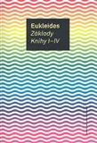 Základy. Knihy I-IV - obálka