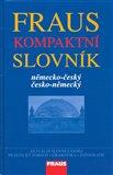 Fraus Kompaktní slovník Německo-český, Česko-německý - obálka