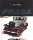 Praga (Motocykly, osobní a nákladní automobily) - obálka