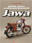 Jawa (Údržba, opravy a seřizování motocyklů) - obálka