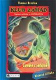 Zombie z jeskyně - obálka