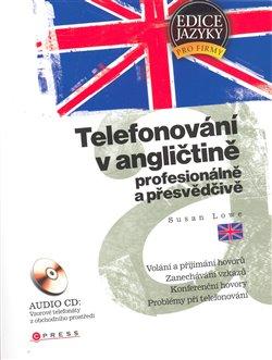 Obálka titulu Telefonování v angličtině