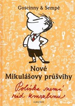 Obálka titulu Nové Mikulášovy průšvihy - Polívka nemá rád zmrzlinu