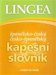 Španělsko-český česko-španělský kapesní slovník - obálka