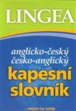 Anglický kapesní komplet: Anglicko-český česko-anglický kapesní slovník + Anglický kapesní slovník na CD ROM - obálka
