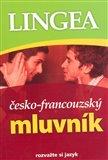 Česko-francouzský mluvník - obálka