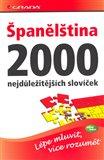 Španělština – 2000 nejdůležitějších slovíček - obálka