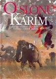 O slonu Kárím - obálka