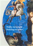 Malby na kameni / Painting on stones - obálka
