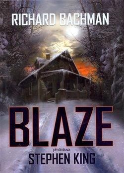 Obálka titulu Blaze